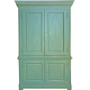 19th Century Italian Painted Cabinet - Furniture -