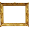 19th century French gold frame - Frames -