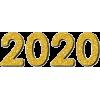 2020 - 插图用文字 -