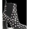 3.1 PHILLIP LIM Drum floral-print leathe - Boots -