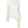 3.1 PHILLIP LIM asymmetric ribbed knitte - Camicie (lunghe) -