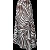 3.1 PHILLIP LIM zebra print asymmetric f - Skirts -