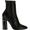 3.1 Phillip Lim - Leather ankle boots - Škornji - $707.00  ~ 607.23€