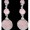 3 Stones Hanging Earrings - Kolczyki - $7.99  ~ 6.86€