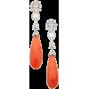 цук5е6н7г - Earrings -