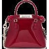 5Ac Mini Patent-Leather Tote - Maison Ma - Torbice -