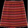 60's mini skirt - Röcke -