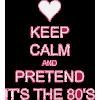 80's - Тексты -