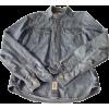ABERCROMBIE & FITCH denim shirt - Camicie (corte) -