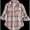 ABERCROMBIE & FITCH plaid shirt - Shirts -