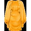ACLER  orange dress - Obleke -