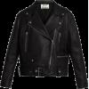 ACNE STUDIOS  Mock leather biker jacket - Jacket - coats -