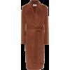 ACNE STUDIOS Belted wool coat - Jacken und Mäntel -