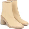 ACNE STUDIOS Booker leather ankle boots - Botas -