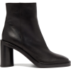 ACNE STUDIOS  Booker square-toe leather - Boots -