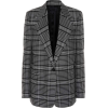 ACNE STUDIOS Checked wool-blend blazer - Suits - $700.00