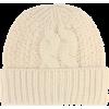 ACNE STUDIOS Kilian cable-knit beanie - Kapelusze -