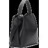 ACNE STUDIOS Masubi leather tote - Messaggero borse -