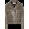 ACNE STUDIOS Mock leather jacket - Jaquetas e casacos -