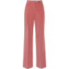 ACNE STUDIOS Stretch-cotton flared pants - Capri & Cropped -