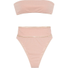 ADRIANA DEGREAS bandeau high-waisted bik - Swimsuit -