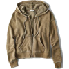 AE BOXY FULL ZIP HOODIE - Long sleeves t-shirts -