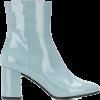 AEYDE, varnished ankle boots - Stivali -