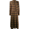 A.F.VANDEVORST Diamond check maxi dress - Dresses -