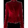 AGANOVICH Jacke mit Schößchen - Trajes -
