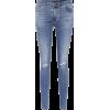 AG JEANS The Legging Ankle blue skinny j - Jeans -