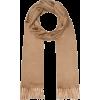 AGNONA Cashmere scarf - Bufandas -