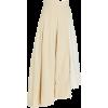 AJE Parchment Linen Midi Skirt - Gonne -