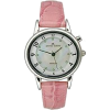 AK Anne Klein Pink Leather Pearlized Dial Women's Watch #7161MPPI - Watches - $41.50