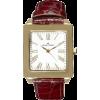 AK Anne Klein Women's 108210MPBN Gold-Tone Brown Croco-Grain Leather Watch - 手表 - $53.00  ~ ¥355.12