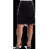 AK Anne Klein Women's Plus Size Lace Slim Skirt Black - Suknje - $77.99  ~ 495,44kn