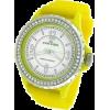 AK Anne Klein Yellow Silicone Strap Ladies Watch #109439MPYL - 手表 - $65.00  ~ ¥435.52