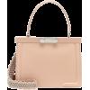 ALAÏA Cecile 26 leather shoulder bag - Hand bag -