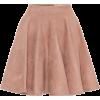 ALAÏA Flared skirt - Skirts -