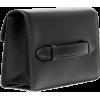 ALAÏA Franca leather clutch - Torbe z zaponko -