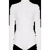 ALAÏA Wool-blend bodysuit - Long sleeves shirts -
