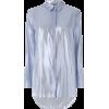 ALBERTA FERRETTI longline classic shirt - Koszule - krótkie -