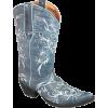 ALBERTA BLUE - Boots -