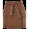 ALBERTA FERRETTI mini skirt - Spudnice -