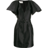 ALBERTA FERRETTI oversized sleeves short - Vestidos -