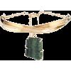 ALBERTA FERRETTI stone choker necklace - Necklaces -