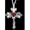 ALCHEMY gothic pendant necklace - Naszyjniki -