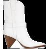 ALDO CASTAGNA pointed ankle boots - Botas -
