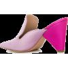 ALDO CASTAGNA snakeskin effect mules - Sandalias -
