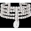 ALESSANDRA RICH teardrop multi-strand ch - Ogrlice -