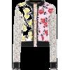 ALEXANDER MCQUEEN Floral jacquard cardig - Veste - 1,785.00€